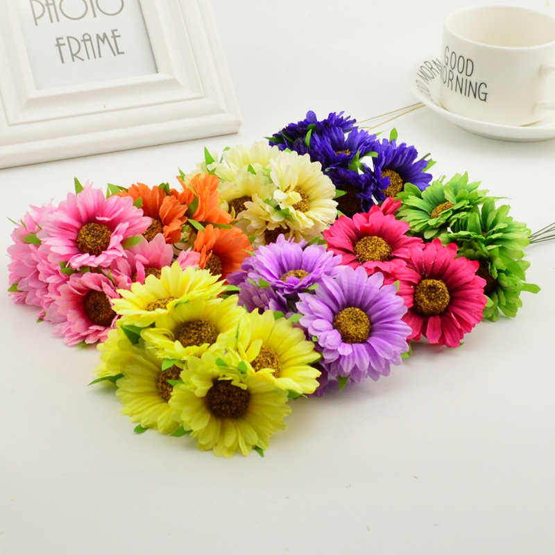 White Daisy Flower Alice Hair Band Festival Wedding gift loot// bag ideas #1