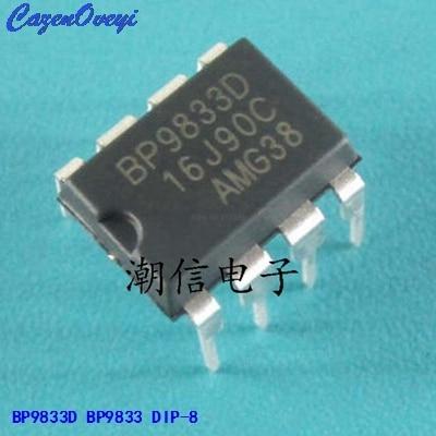 10pcs/lot BP9833D BP9833 DIP-8 In Stock