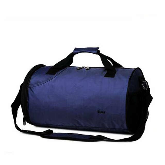 placeholder Cool men gym bag new style sport crossbody bag waterproof nylon  travel single shoulder bag basketball c6a46e94a9055