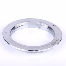 цена на new silver Mount Adapter Ring for Olympus OM Series Lens to for Canon Camera EF Series Mount Adapter OM-EOS Ring