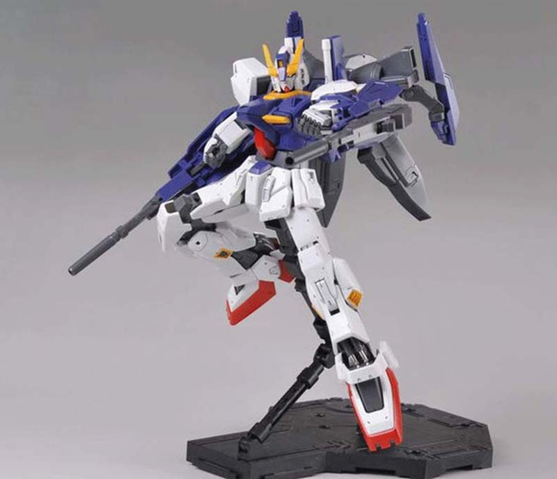 Image 5 - Anime Huiyan Hobby 1/144 Mobile Suit RX 178 Gundam Mark II model FIGHTER SEI IORI assembled Robot action figure kids gift toys-in Action & Toy Figures from Toys & Hobbies
