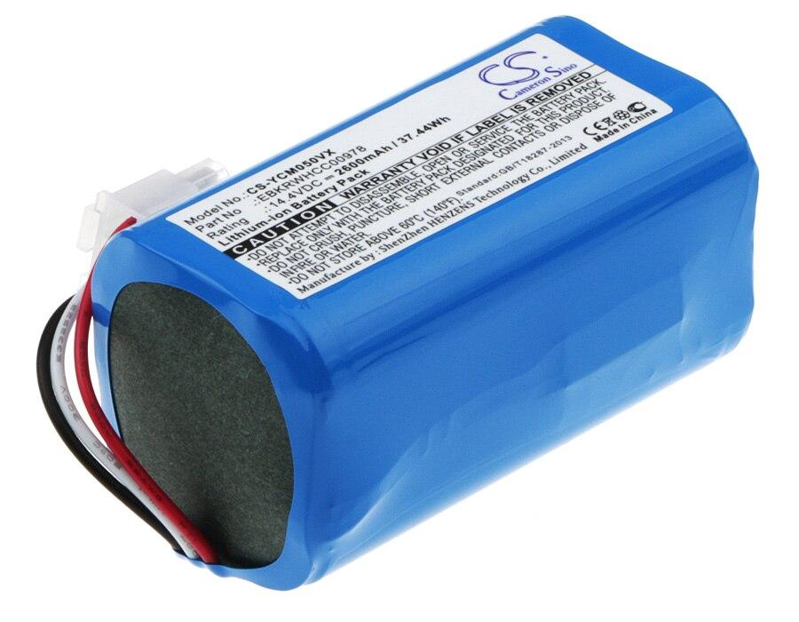 лучшая цена EBKRWHCC00978 Battery For ICLEBO ARTE YCR-M05 , POP YCR-M05-P, Smart YCR-M04-1, Smart YCR-M05-10, YCR-M05-30, YCR-M05-50