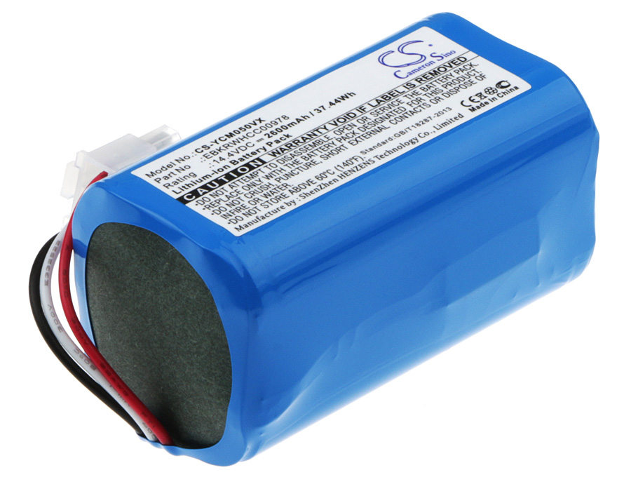 EBKRWHCC00978 batterie pour ICLEBO ARTE YCR-M05, POP YCR-M05-P, Smart YCR-M04-1, Smart YCR-M05-10, YCR-M05-30, YCR-M05-50EBKRWHCC00978 batterie pour ICLEBO ARTE YCR-M05, POP YCR-M05-P, Smart YCR-M04-1, Smart YCR-M05-10, YCR-M05-30, YCR-M05-50