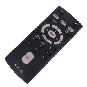 Image 1 - NEW remote control For SONY CAR RM X153 RM X151 RM X154 CDX R505X CDX R5715X CDX R6750