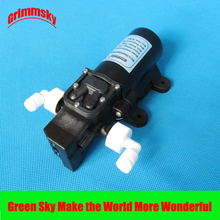 3L/Min 30W 12 volt diaphragm pump for home water purifier pressurized