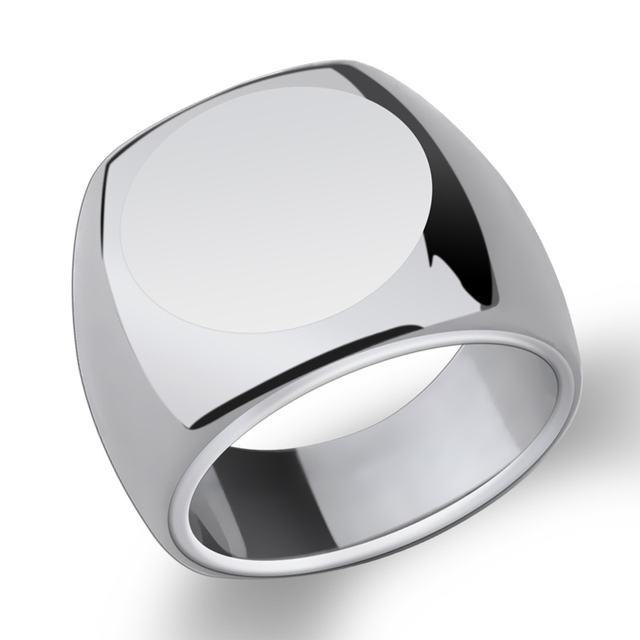Free Shipping and Engraving Cutsomized 18MM Width High Polished Tungsten Ring For Cool Man Best Gift