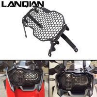 For Bnw R1200gs Headlight Grill Accessories For BMW R1200GS ADV Headlight Grill Guard Cover Protector 2013