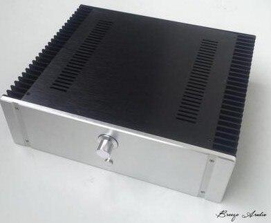 Brezza audio amplificatore alluminio Telaio/cassa 4313Brezza audio amplificatore alluminio Telaio/cassa 4313