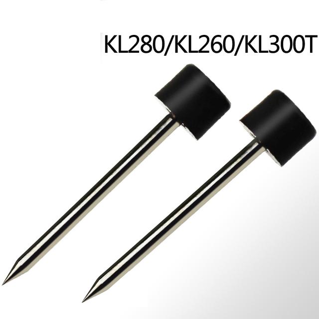 Envío Gratis 1 Par Electrodos para Jilong KL-260C Fusionadora KL-280G KL-280H KL-280F KL-260T KL-280 KL-300 KL-300T KL-300F