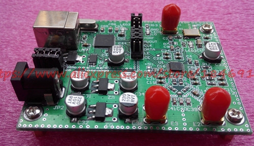 ADF4350 Module ADF4351 Development Board 35M-4.4G RF Signal Source Support The Official Software
