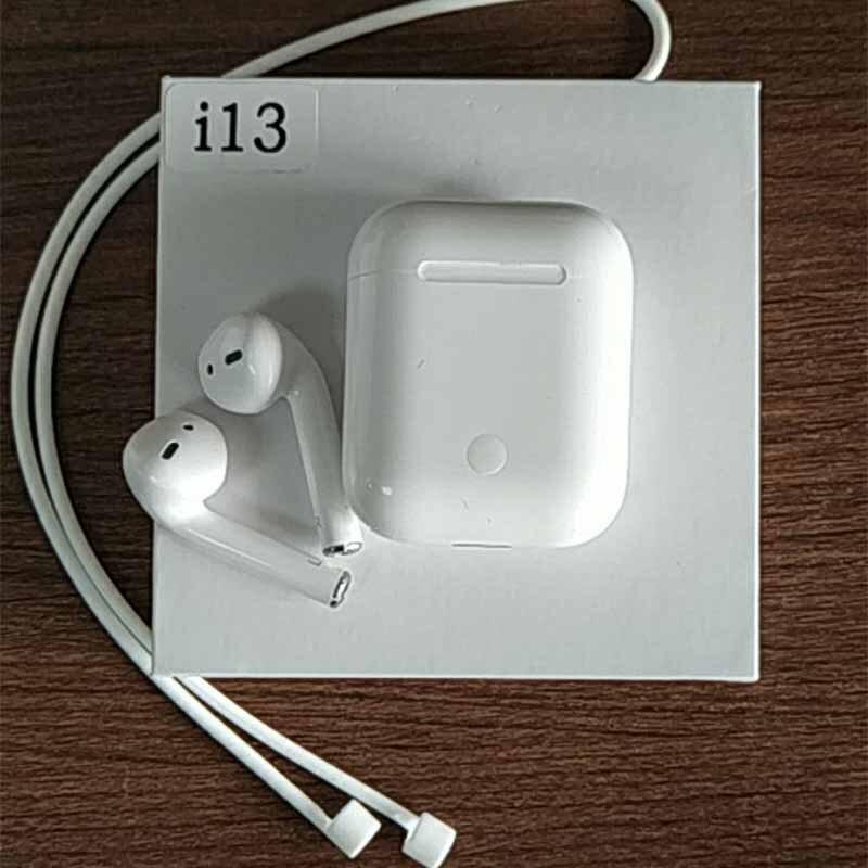 2019 Original meilleur cadeau i13 air TWS 1:1 mini sans fil Bluetooth 5.0 lourd basses oreille téléphones PK i10 i14 i17 i12 i16 tws
