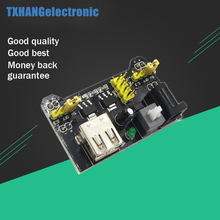MB102 breadboard mini usb Power Supply Module 3.3v 5v mb102 breadboard power module For Arduino Solderless Board power shield power supply board 5v 350ma for arduino aaa 2 battery gm