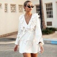 2019 New arrive white Dresses