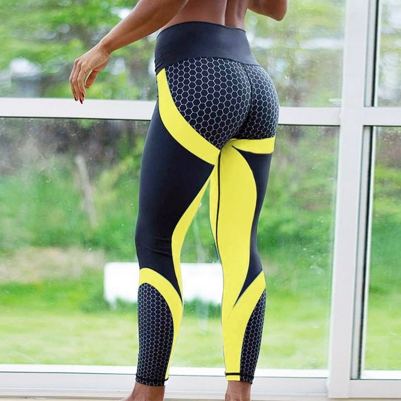 Women Sexy   Leggings   Digital Printing Bottom Pants, Hip-up Sports Pants Fitness   Legging   Fitness   Legging   Woman Leggins Panties