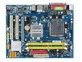 Frete Grátis Original computador motherboards para Gigabyte 775-pin totalmente integrada 945GCM-S2C pequena placa suporta Core Duo