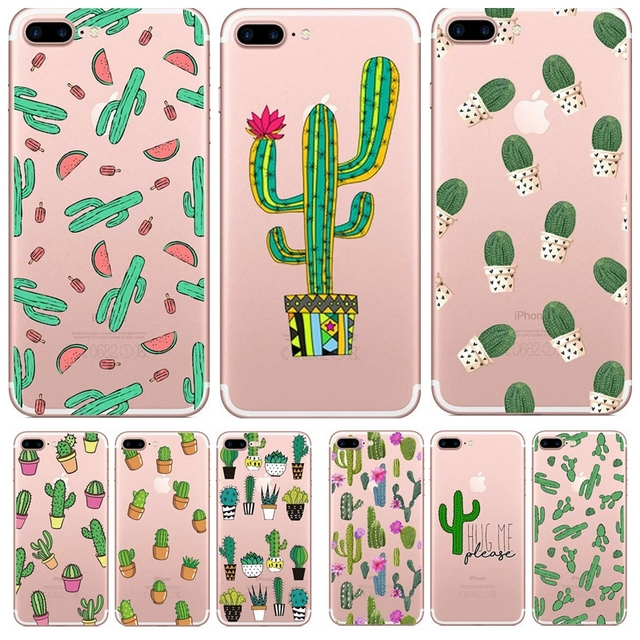 coque iphone 7 plus plante
