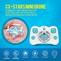 Inastillable skeye mini rc quadcopter 4ch mini helicóptero rc drone 4-axis rc helicóptero uav toys mode2 para regalo de los niños