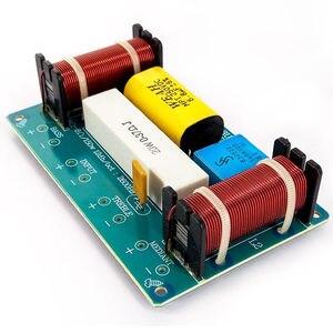 Image 2 - 2 STÜCKE 120 Watt 3 Way Lautsprecher Frequenz Teiler Lautsprecher Crossover Filter Schaltung für lautsprecher box