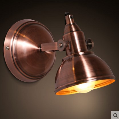 Rustic Loft Vintage Industrial Lighting LED Wall Lamp Lights For Home Wall Sconce Arandelas Aplik Lampara Pared резиновые сапоги barbie