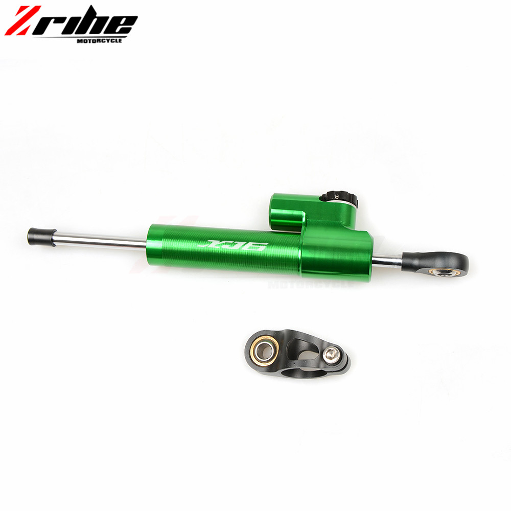 For Yamaha xj6 Motorcycle Accessories Damper Stabilizer Damper Steering Reversed Safety Control casio xj m141