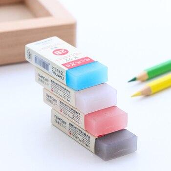 Любовь Канцтовары цветное резиновое покрытые для обучения изделия Привлекательный карты ластик ученик приз хобби X77 набор канцелярских пр...