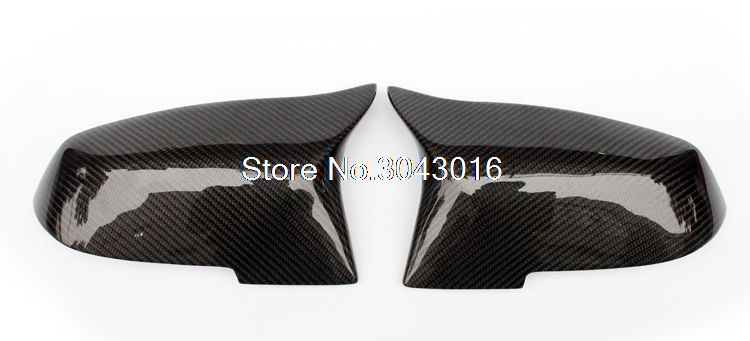 For BMW F30 F32 F33 F20 F22 F23 F36 X1 Mirror M3 M4 Look Rear View Mirror Cover For F20 F30 F22 F36 F23 F87 M2 carbon mirror m style carbon mirror cover for bmw 1 2 3 4 x serie f20 f21 f22 f23 f30 f31 f32 f33 f36 x1 e84 m3 m4 look replacement