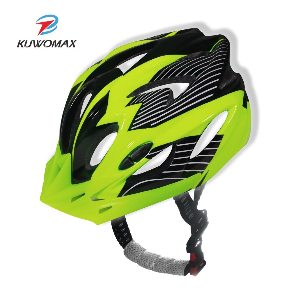 2019 KUWOMAX Fahrrad Helme Ultraleicht Outdoor Fahrrad Helm Radfahren Bike Split Helm Mountain Road Bike Radfahren Helme.