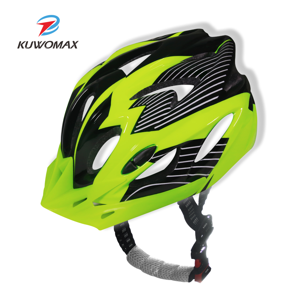 2019 KUWOMAX cascos de bicicleta ultraligero al aire libre casco de bicicleta ciclismo casco dividido bicicleta de montaña bicicleta ciclismo cascos.