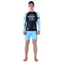 Long sleeves swimwear rashguard surf clothing diving suits shirt swim suit spearfishing kitesurf men rash guard NY003