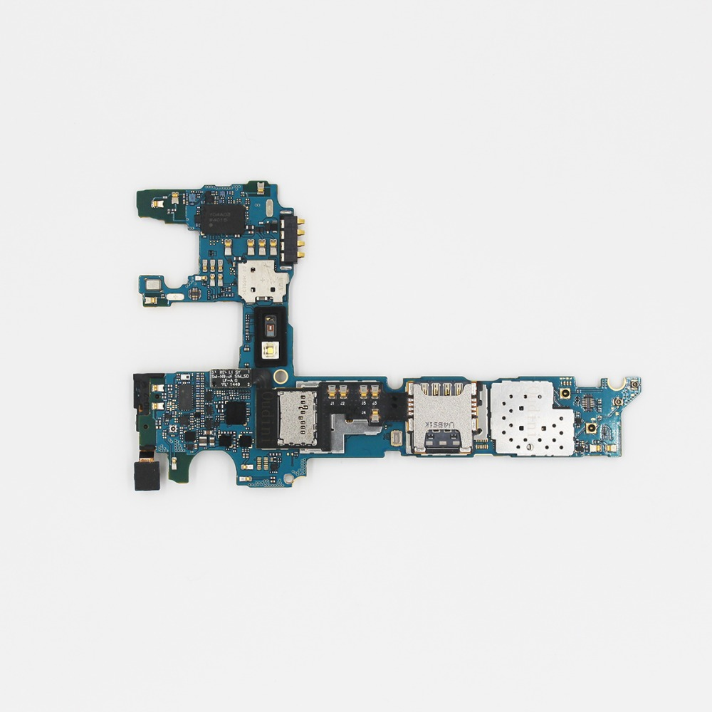 oudini UNLOCKED N910F motherboard work for Samsung Galaxy Note 4 N910F Motherboard Europe Version 32GB test