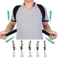 CFR Back supporting belt Posture Corrector Shoulder Bandage Corset Orthopedic Brace Scoliosis back Support Belts for Man Woman