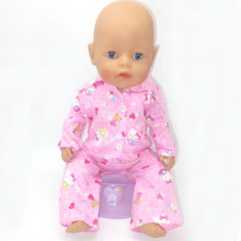 The new 2016doll clothes Wear fit 43cm Baby Born zapf Children best Birthday Gift(only sell clothes)m57