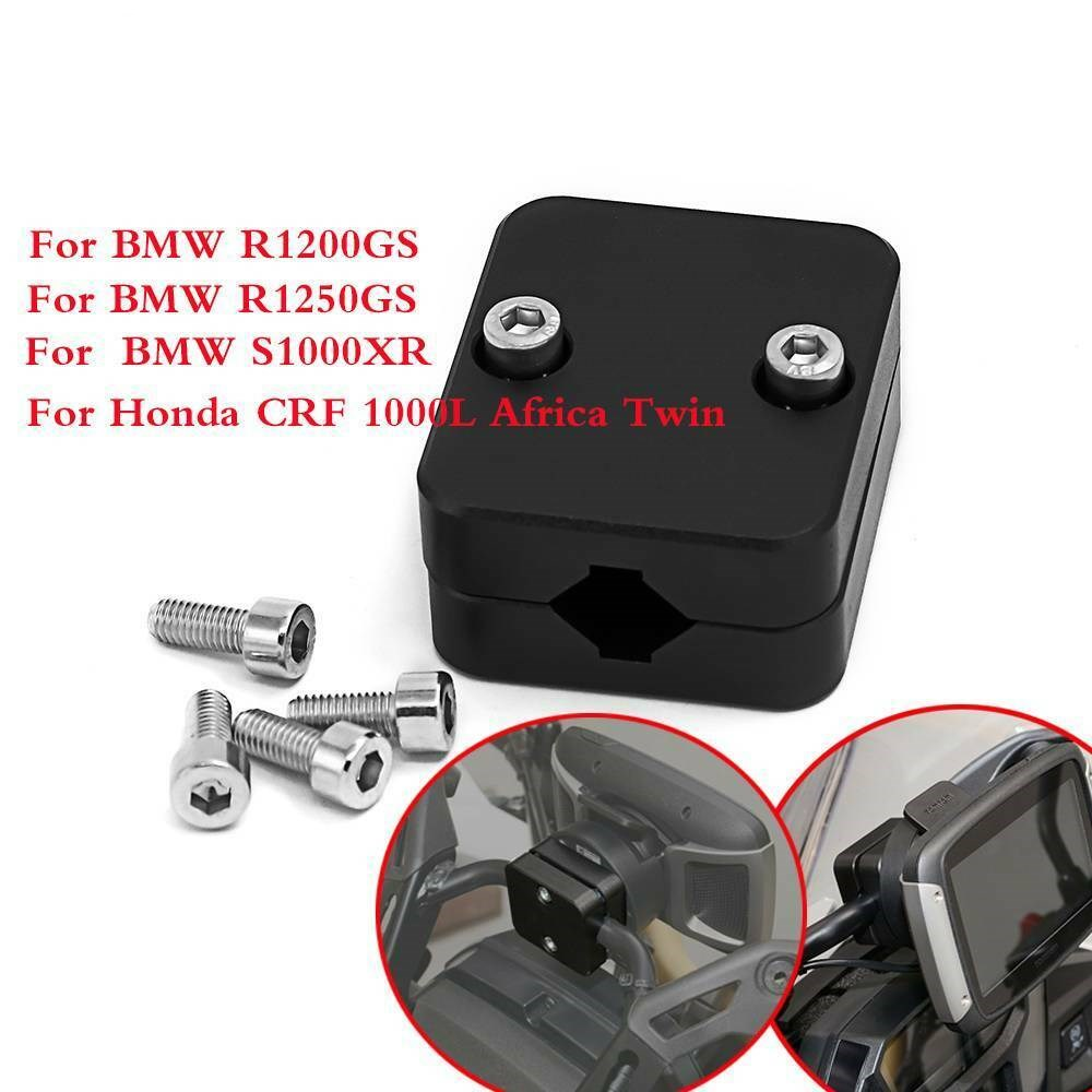 Rider Satnav phone Navigation Holder Bracket For BMW R1200GS R 1200 GS LC ADV Adventure F800GS 2012 - 2017