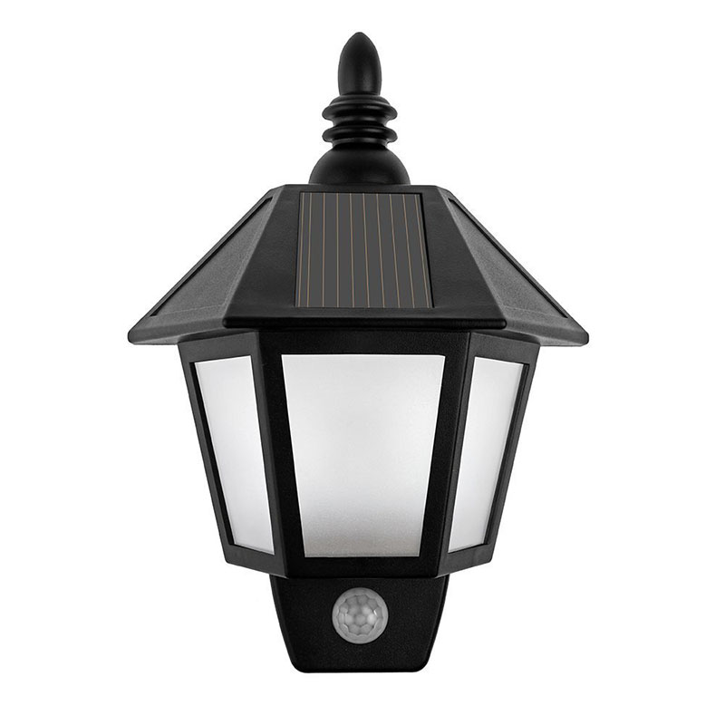 Retro LED Solar Night <font><b>Light</b></font> Outdoor Garden Solar Led Wall Lamp Waterproof Pathway Solar Battery Street <font><b>Lights</b></font> Fence Solar Lamp