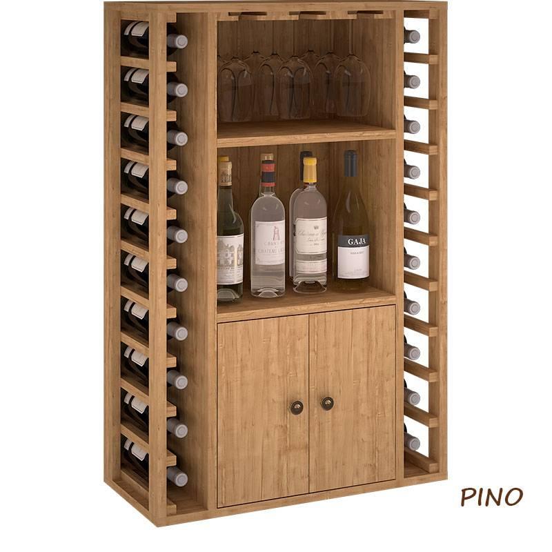 Alacena Botellero Mixto Licores Y Vinos