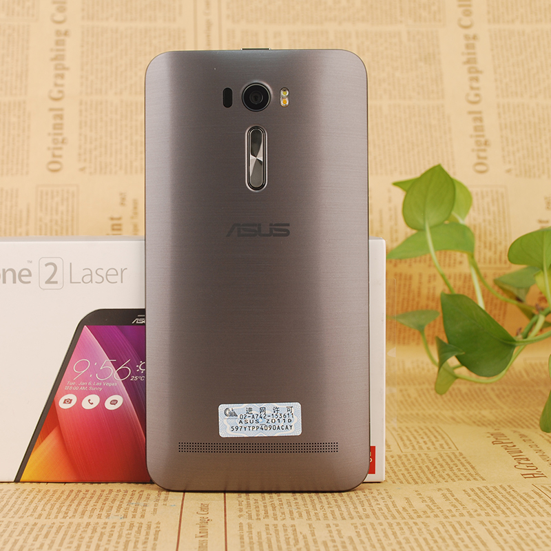 US $164 08 |Global Firmware Asus ZenFone 2 Laser ZE601KL 6 0'' FHD  Snapdragon 616 Octa Core 3GB RAM 32GB ROM 13 0MP FDD LTE Mobile Phone -in  Mobile