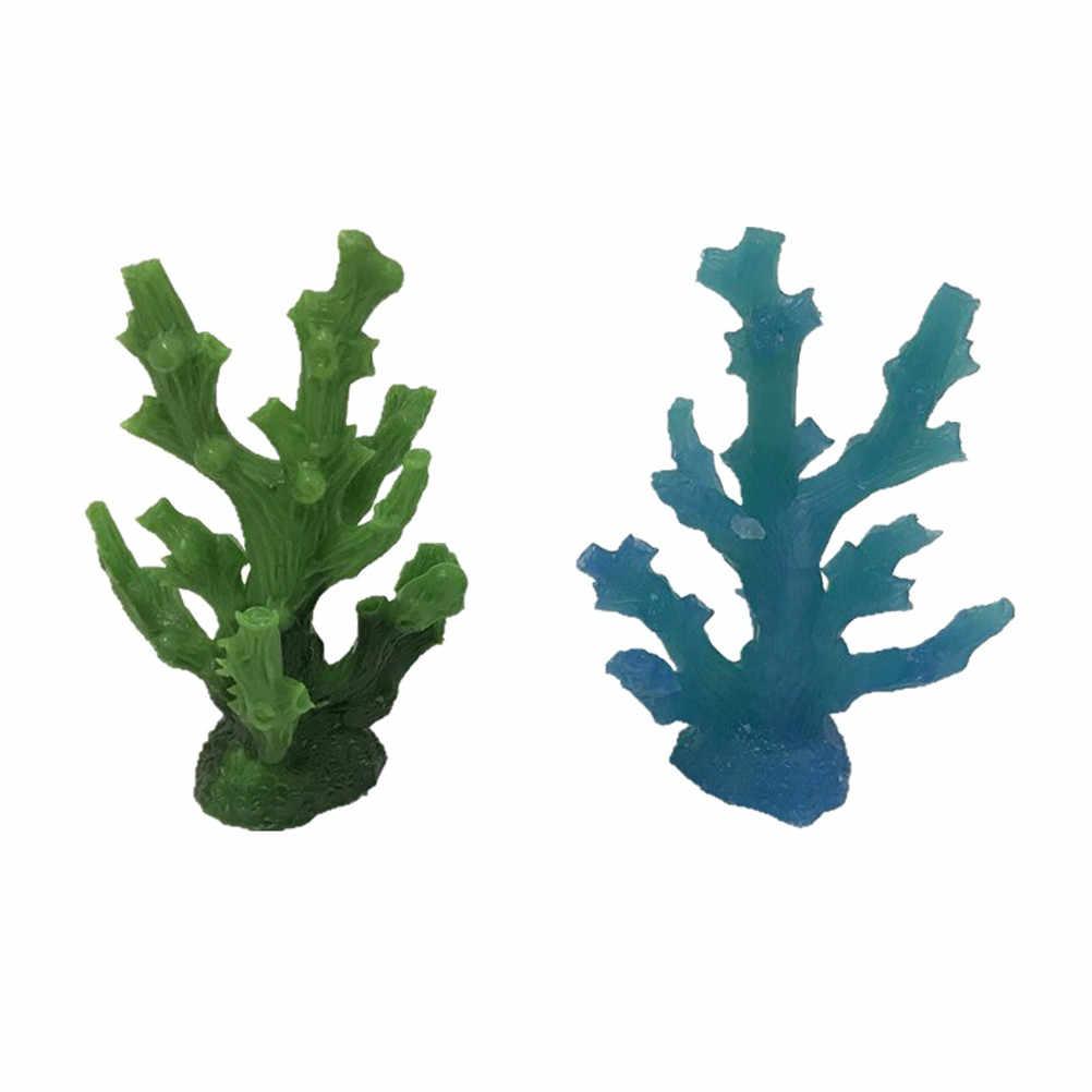 3 ピース/ロットおもちゃカクレクマノミドーリー魚海サンゴコレクション学習 & 教育子供クリスマスギフトサンゴの木アクションフィギュアモデル