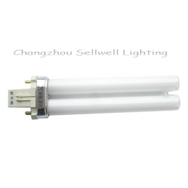 Pl-s 9w/tuv ( Gbx9/uvc ) 9w 220v Uv Light Germicidal Lamp Bulbs Lighting A333 ...