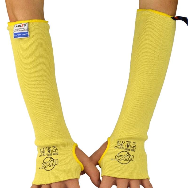 gomito e braccia a mano anti-taglio / anti-ferita lavorato a maglia - Set di attrezzi - Fotografia 2