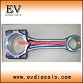 For Kubota engine V3300 V3300T connecting rod +piston ring set+engine bearing+valve oil seal