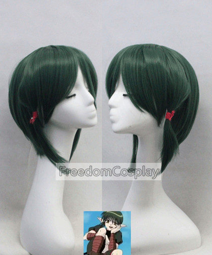 Tokyo Mew Mew Manga Minto Aizawa Cosplay Hairwear Blue Short Wig Excellent Quality In