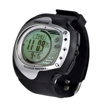 SPORTSTAR Outdoor Master 2 profession outdoor altimeter thermometer weather forecast smart sport wristwatch watch