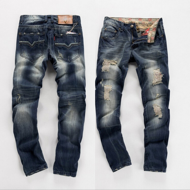 Online Buy Wholesale mens designer jeans sale from China mens