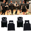 KPOP BTS Bangtan Boys Album Shirts K-POP Casual Baseball Vest Cotton Clothes Tshirt T Shirt Sleeveless Tops T-shirt