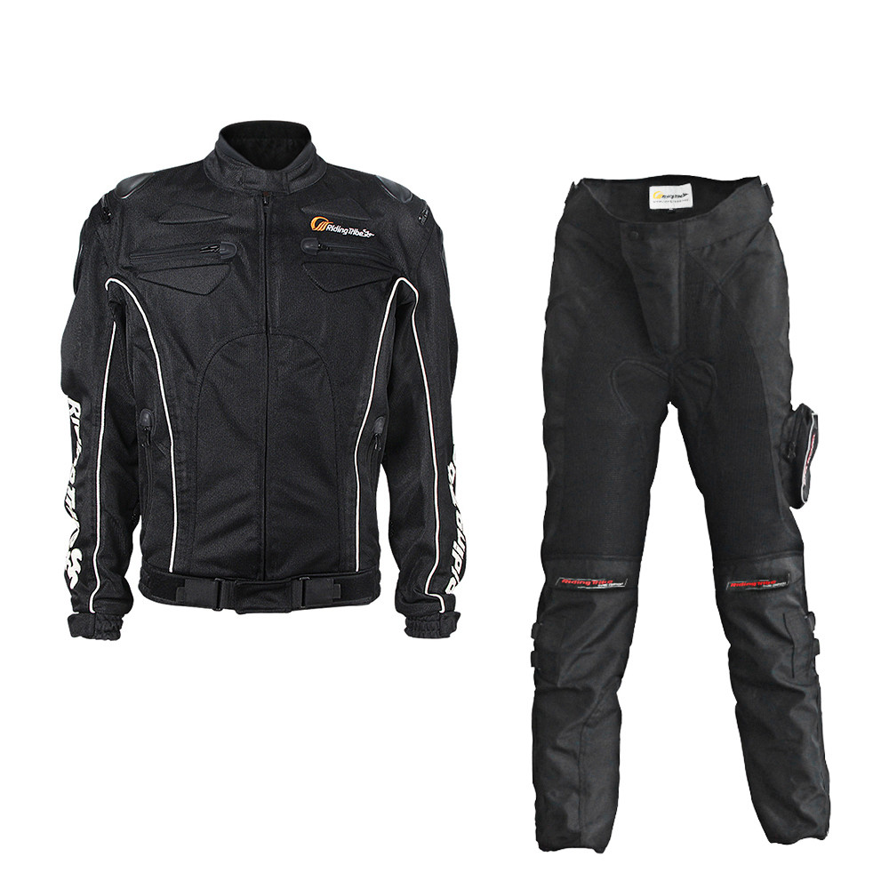 Summer Motorcycle Jacket >> Riding Tribe motorcycle Jacket Pants Sets Winter/Summer Waterproof Oxford Fabric Jacket Clothing ...