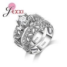 Винтажные двойные кольца с маской для женщин стерлингового серебра