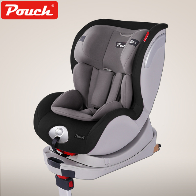 Pouch child safety seat 0 4 years old front support legs ...