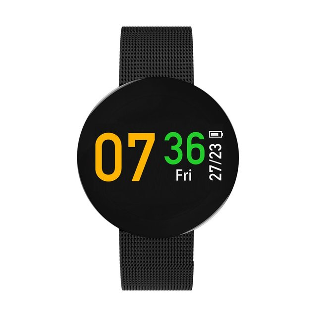 CF008 Smart Wristwatch Heart Rate Monitor Pedometer Distance Calorie Fitness Tra