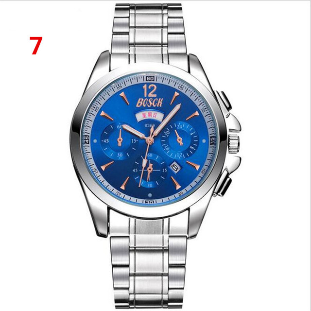 Men's watch quartz watch the United States and the United States AliExpress sales simple three needle