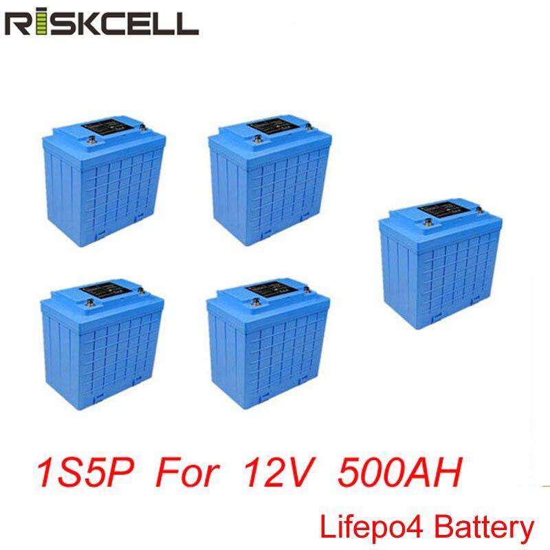 Перезаряжаемые литий фосфатные глубокая батарея цикла 12 В 100ah LiFePO4 Аккумулятор для 12 В 500AH или 60 В 100ah солнечный свет